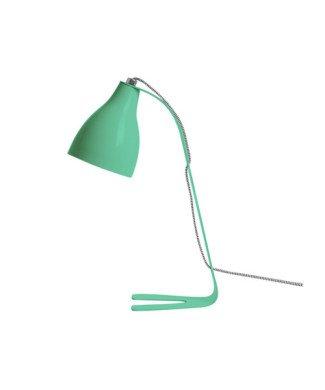 Tischlampe Barefoot in smaragdgruen von Leitmotiv