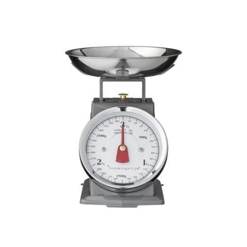 Bloomingville Küchenwaage grau 3 kg