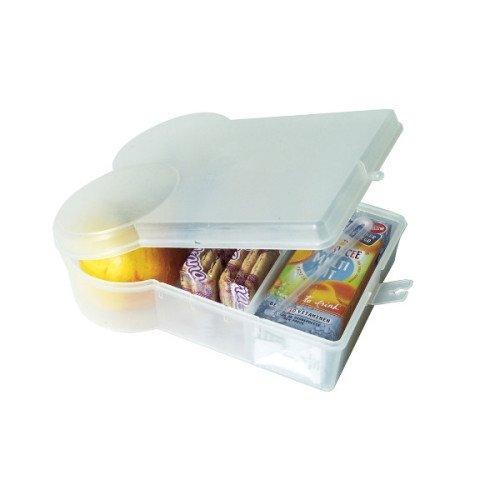 Present Time Lunchbox transparent