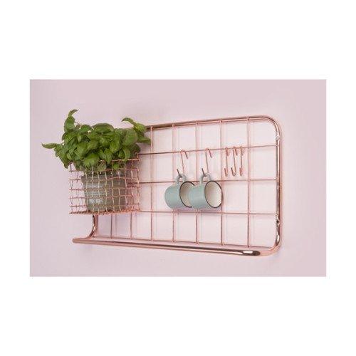 Küchenregal_Open_Grid_kupfer_von_Present_Time