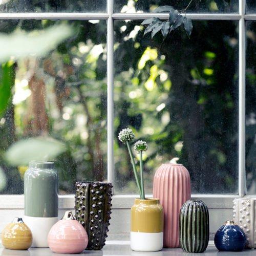 Vasen und Kerzen von Broste Copenhagen