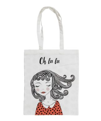 Bloomingville Tasche Oh lala