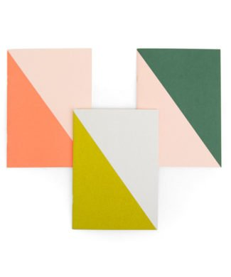 Notizbuch Mountains von Kado Design
