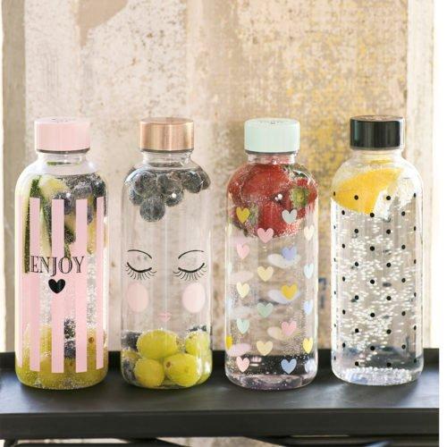 Wasserflaschen von Miss Etoile