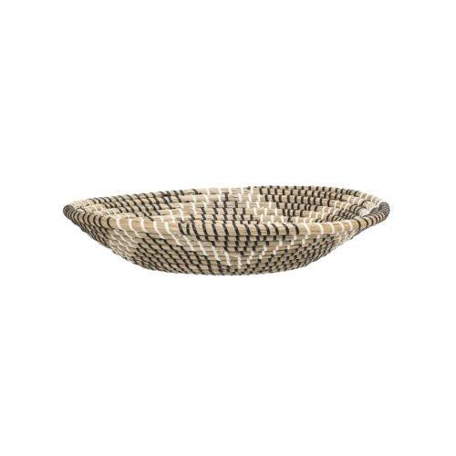 Bloomingville Schale Seegras seitlich