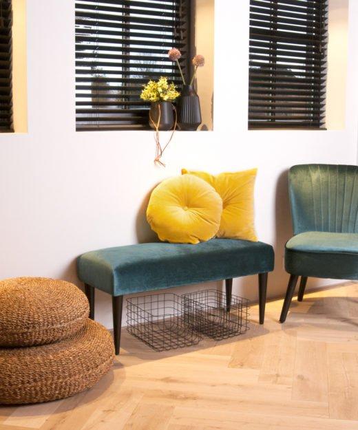 kissen tie dye grau creme von bloomingville geschenke tr ume. Black Bedroom Furniture Sets. Home Design Ideas
