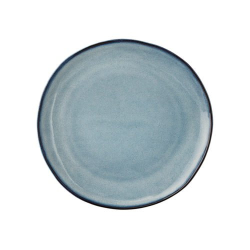 Bloomingville-Speiseteller-Sandrine-blau
