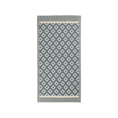 Ib-laursen-outdoor-teppich-blau-weiss