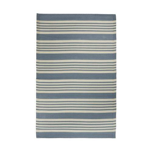 Ib-laursen-outdoor-teppich-streifen-blau-weiss