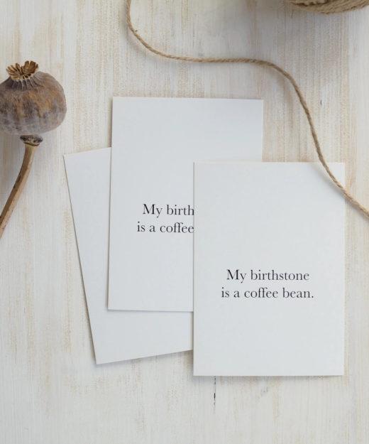 Kruth-Design-Postkarte-Birthstone