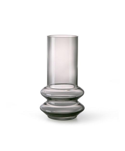 Hkliving-Vase-Glas-grau